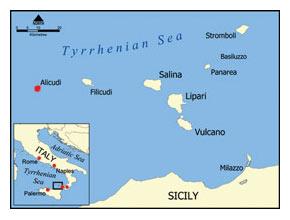 Alicudi,Aeolian Islands Archipelago