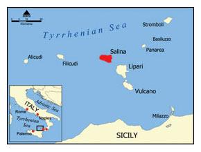 Salina, , Aeolian Islands Archipelago